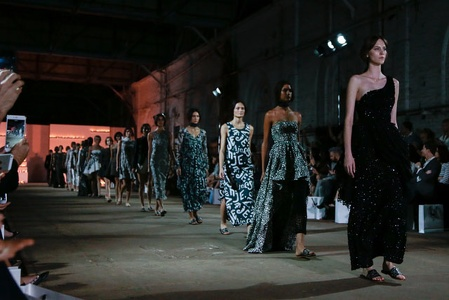 2015 Mercedes-Benz Fashion Week Australia