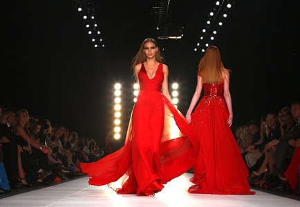 2012 L'Oreal Melbourne Fashion Festival
