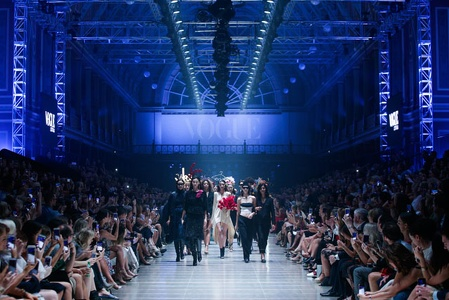 2017 Virgin Australia Melbourne Fashion Festival