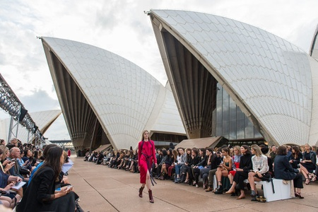 2017 Mercedes-Benz Fashion Week Australia